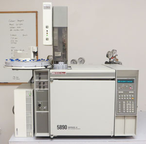 HP 5890 GC for Bio Diesel chromatography