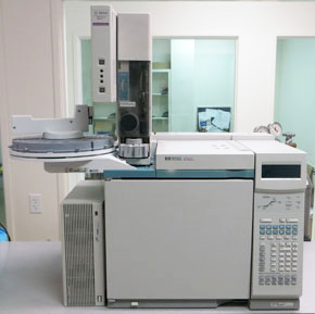 Hewlett Packard 6890 ECD Fid GC, Reconditioned Gas Chromatograph Systems - Agilent 6890 ECD FID GC