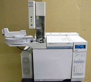 Hewlett Packard 6890 FID GC, Refurbished Gas Chromatograph Systems - HP 6890 FID GC