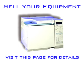 Sell your Agilent lab instruments, Sell gas chromatograph